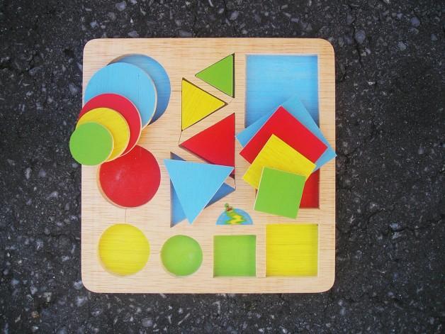 GEOMÉTRICO puzzle