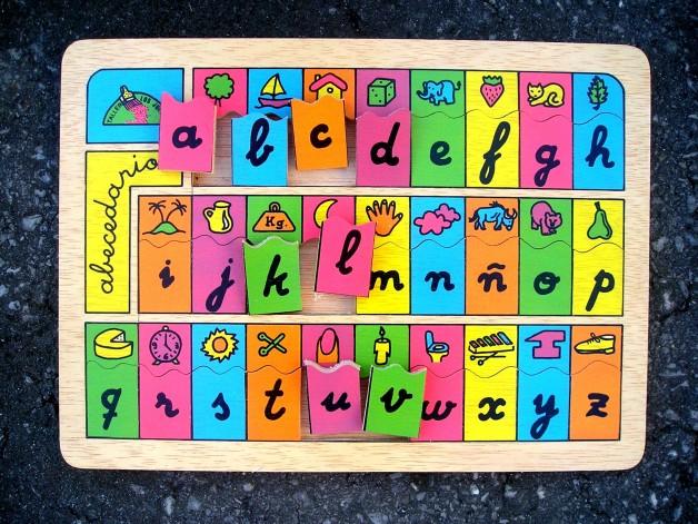 ABECEDARIO puzzle