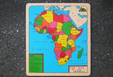 ÁFRICA puzzle