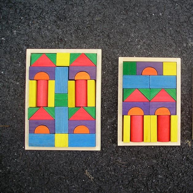 CONSTRUCCIONES dos tamaños