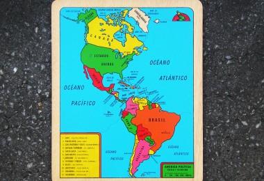AMÉRICA puzzle