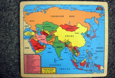 ASIA puzzle